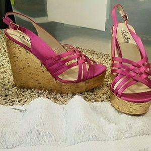 Charles by Charles David parfait sandals 9 Pink